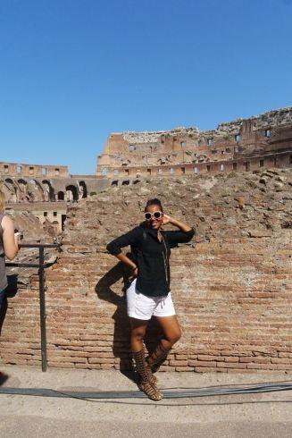 me in rome